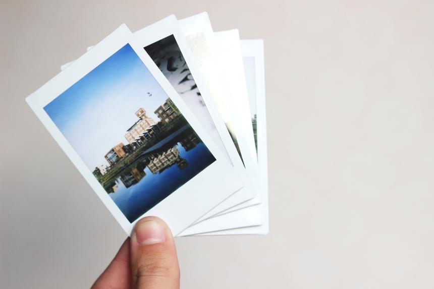 Polaroidfoto